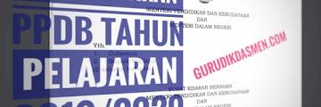 Download Surat Edaran PPDB Tahun Pelajaran 2019/2020