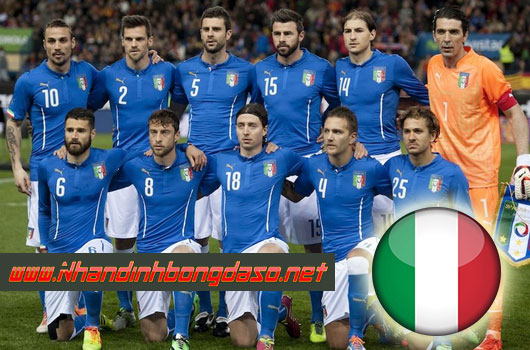Anh vs Ý www.nhandinhbongdaso.net
