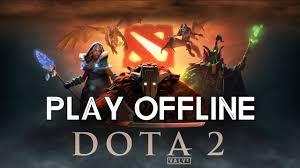 Tidak bisa main offline