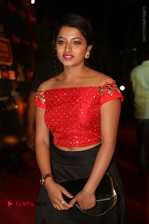 Actress Navya Stills Gemini TV Puraskaralu 2016 Event  0013.JPG