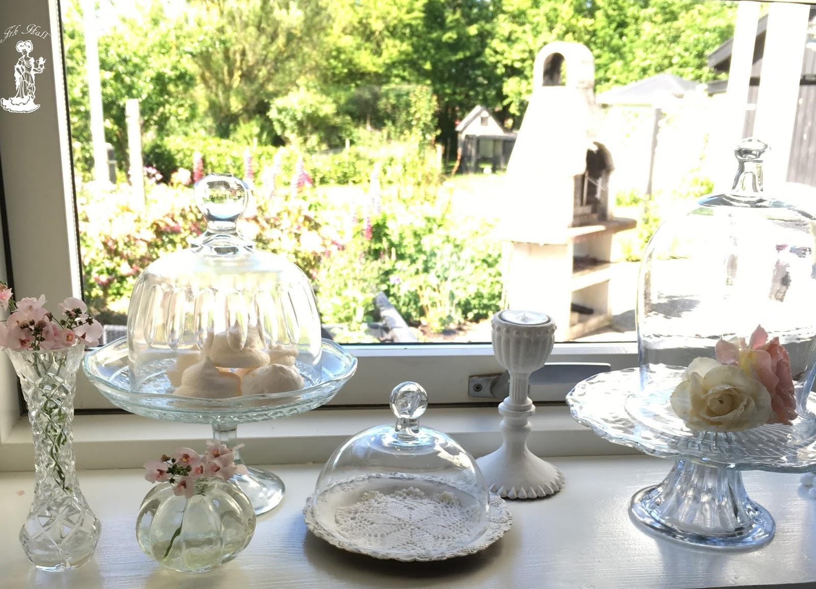 Frk Hall: Smukt glas