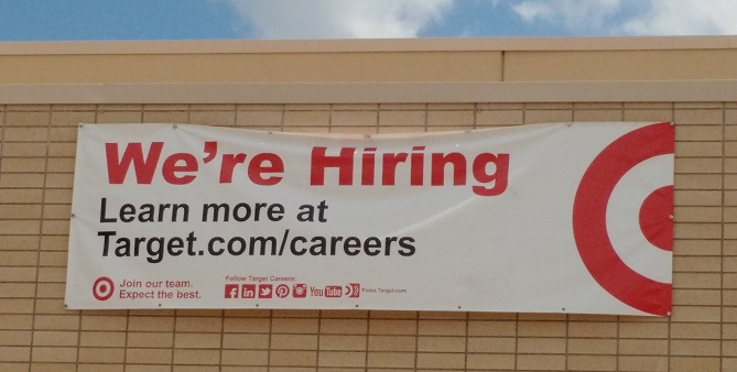 Plano High School Jobs: New Job Lead - Target is Hiring !