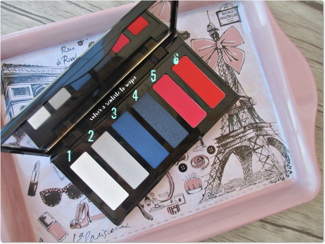 Deborah Milano - Eyes & Lips Palette - 04 Trendy Make Up Palette