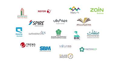 الشركات و المؤسسات الداعمة للمعرض و المؤتمر السعودي الدولي الثاني لإنترنت الأشياء
