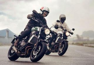 Yamaha XSR700 kombinasi gaya retro dan modern