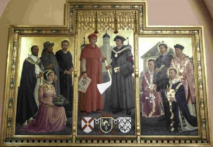 Mártires de Inglaterra y Gales en tiempos de Enrique VIII