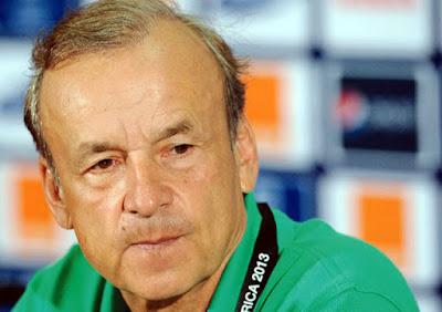 Coach Gernot Rohr