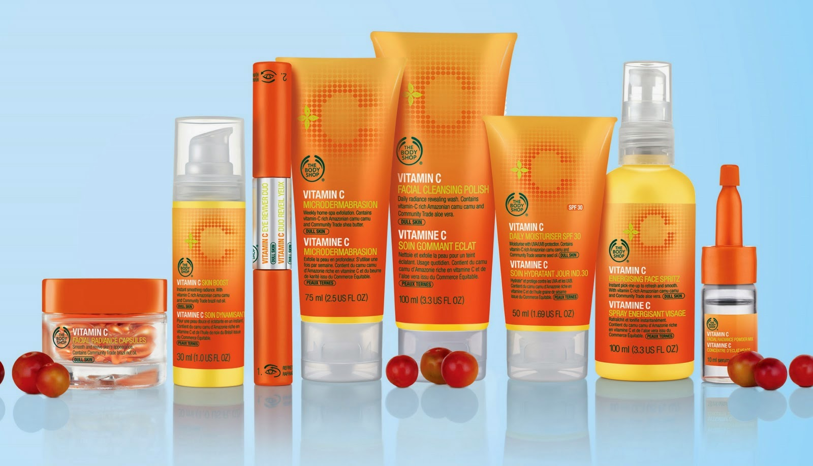 The Body Shop Vitamin C Range Review Beauty Redemption Ovale Hair Hydrate And Enhance Your Skins Natural Radiance By Adding Boosting To Daily Skin Care Regimen Encourage Collagen Production