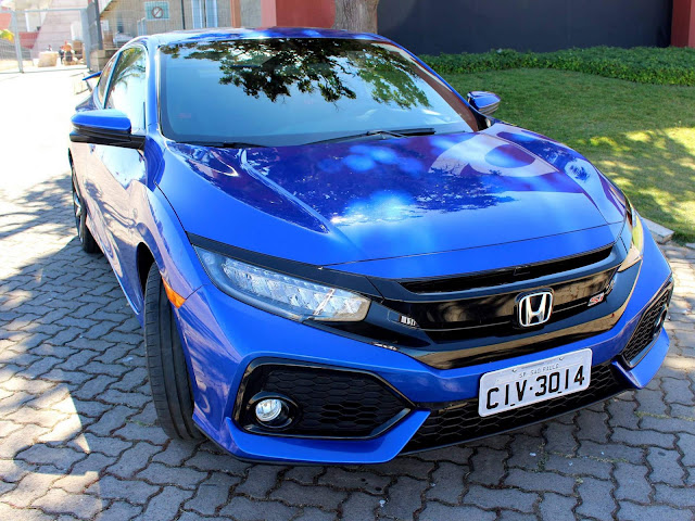 Honda Civic Si Turbo 2018