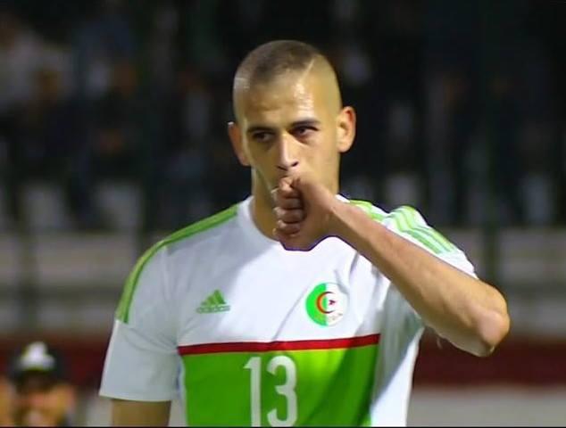 صور مباراة الجزائر اثيوبيا