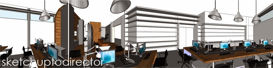 Sketchup Walkthrough