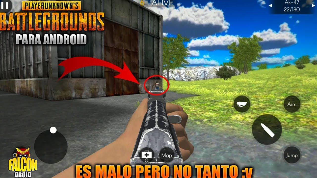 Battleground's Survivor: Battle Royale - một game bắn súng nhiều người hành  động trong người đầu tiên về chủ đề của trận chiến hoàng gia.