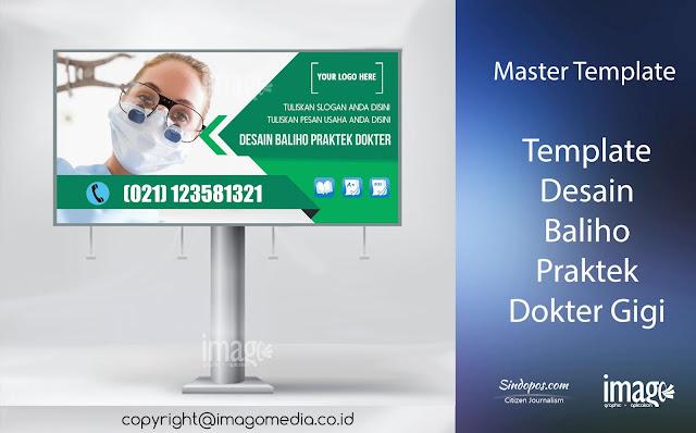 Template-Contoh-Desain-Baliho-praktek-dokter-gigi