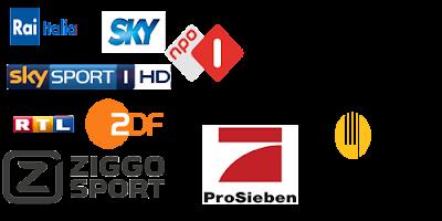 Sky Germany RTL RAI Italy NL NPO Balkan vlc playlist
