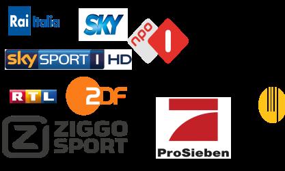 Germany Italy NL Scandinavia RTL m3u8