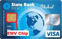 new sbi atm/debit card