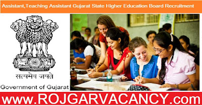1775-assistant-teaching-assistant-Gujarat-State-Higher-Education-Board-Recruitment-2017