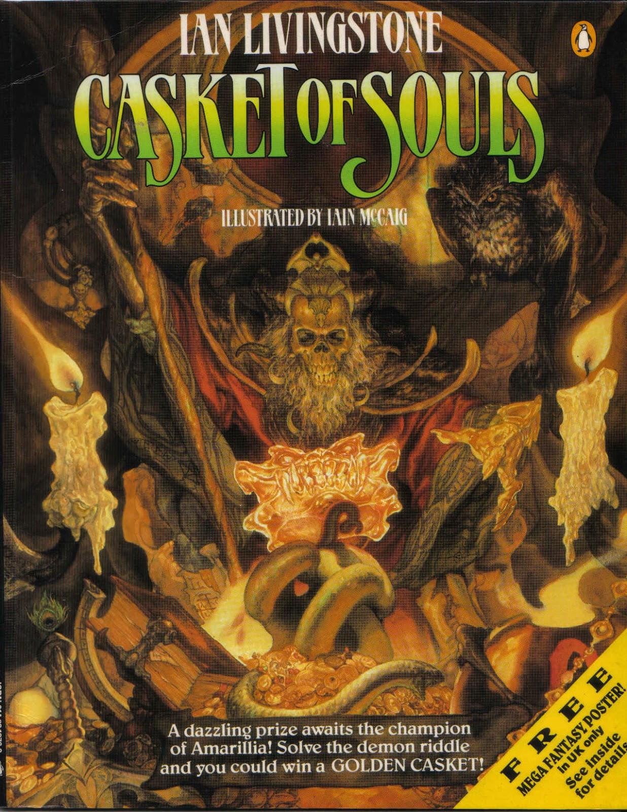 Casket Of Souls Pdf