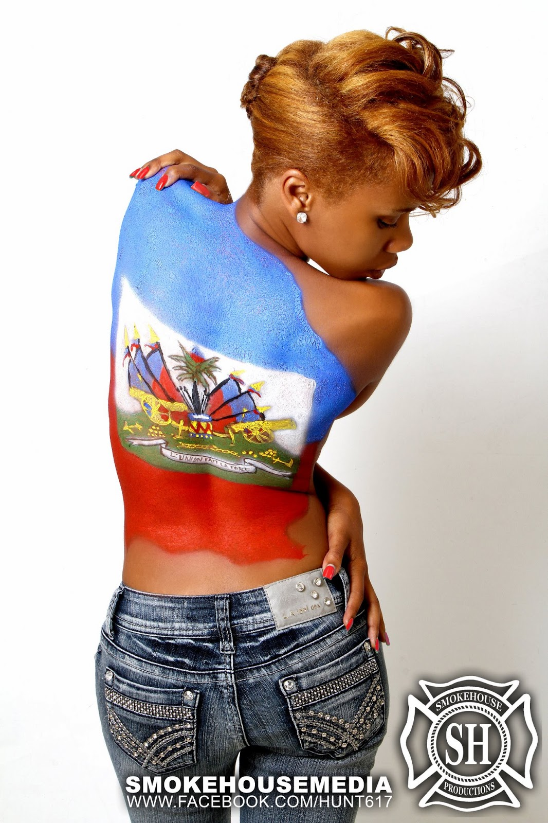 Thick Madames Are Better Haitian Flag Day