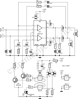 System Circuit Diagram