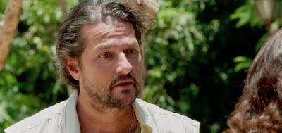 Nicolau (Marcelo Serrado) em cena da novela das nove da Globo: chapeiro vai começar a mudar