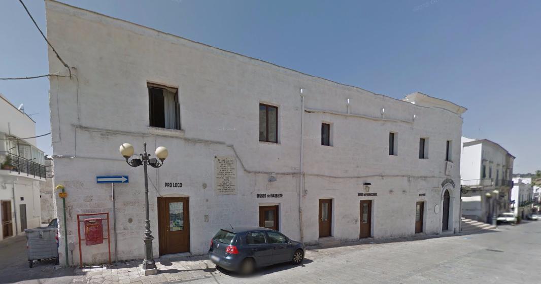 Ginosa news ginosanews accoglienza turistica un lavoro for Interno b 187