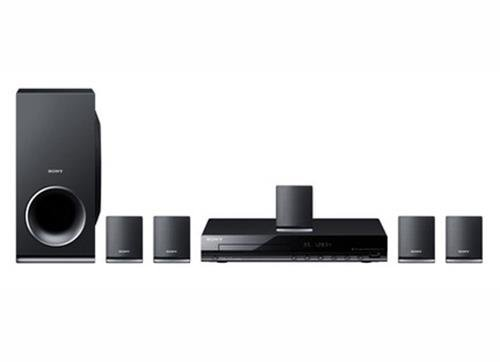 Sony DAV-TZ145 Home Theatre System (Black)  Complete items in Home theatre