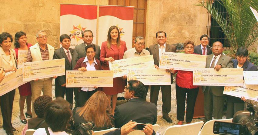 PAGO DE DEUDA SOCIAL: Más de 2 mil maestros de Arequipa esperan autorización del MEF
