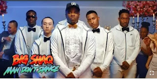 Big Shaq- Man don't dance mp3