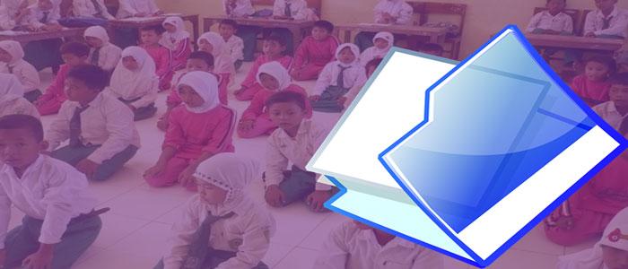 Contoh Format Buku Catatan Inventaris Barang Sekolah