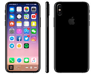 Apple iPhone 8 , iPhone 8+ Specifications, Release Date And Price
