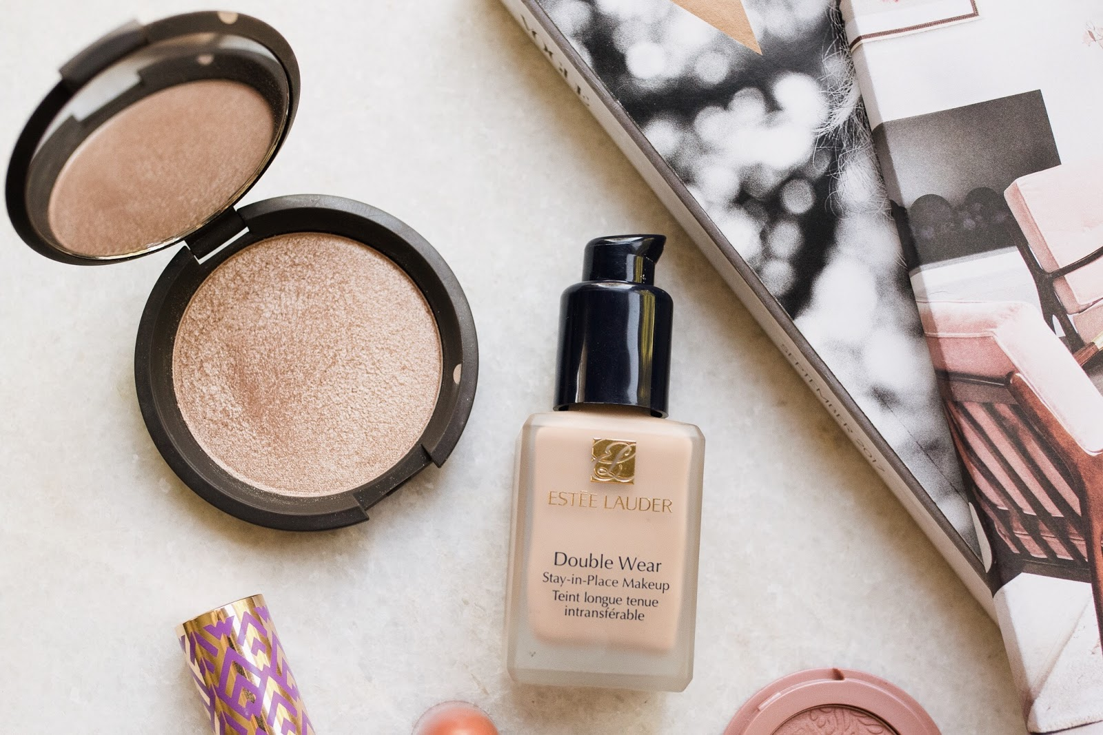 THE best full coverage foundation - Estee Lauder Double Wear