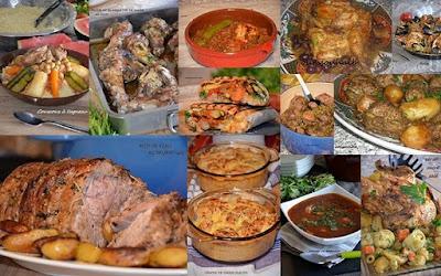 Quelques exemples de repas durant le ramadan, par solidarité avec ceux qui ont faim...