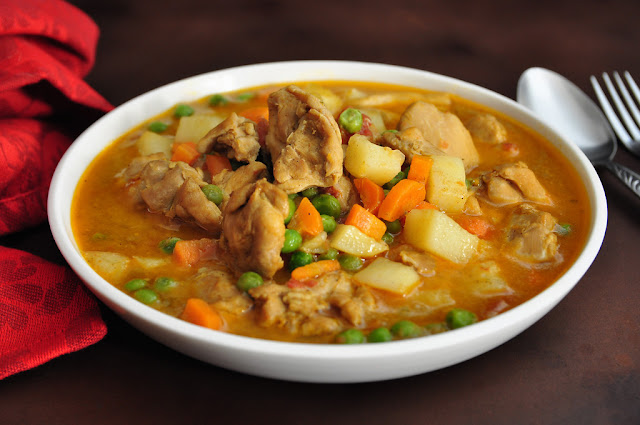 Chicken Stew (Guisado)