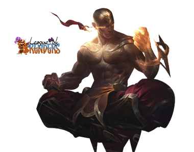 RENDER God Fist Lee Sin
