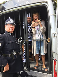 Glamorgan constabulary Police reenactment group