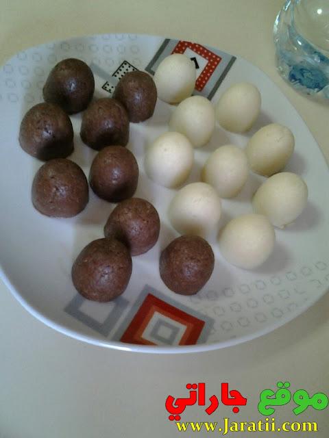 حلويات بدون فرن