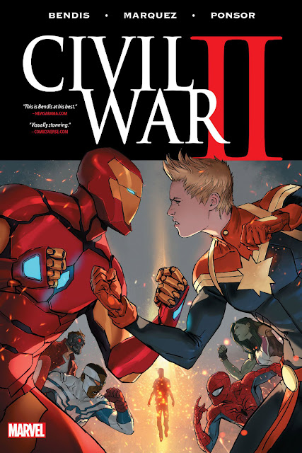 civil war ii comic