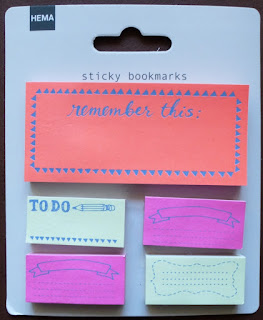 Hema sticky notes