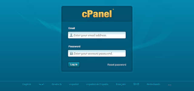 How To Hack CPanels By Using Dork