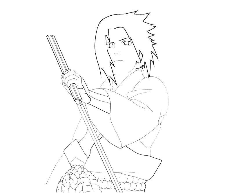 naruto sasori action  how coloring