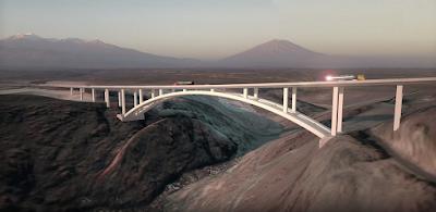 Un Gran Puente en Arequipa