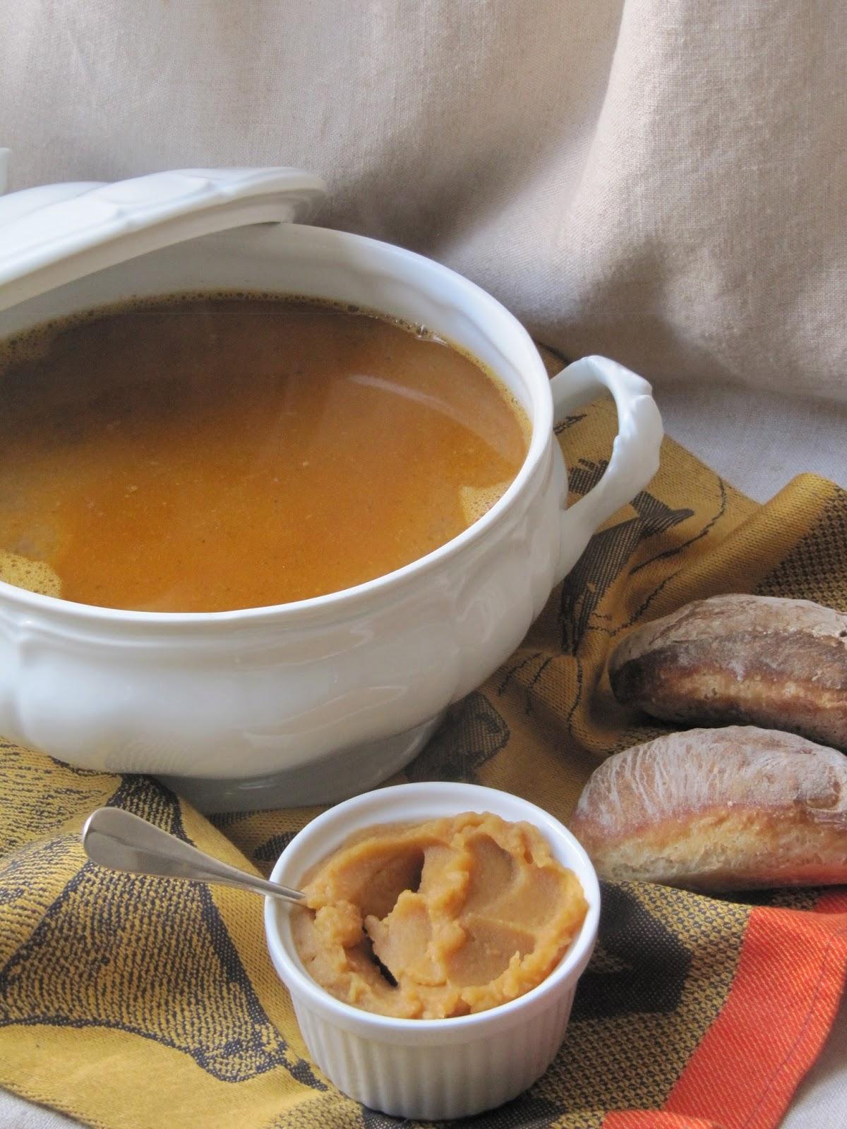 La cuisine d 39 ici et d 39 isca soupe de poisson avec des parures - Cuisine soupe de poisson ...