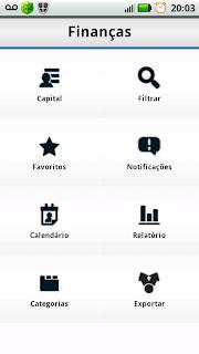 Finanças Pessoais um dos aplicativos Android mais completos para controlar suas contas 1