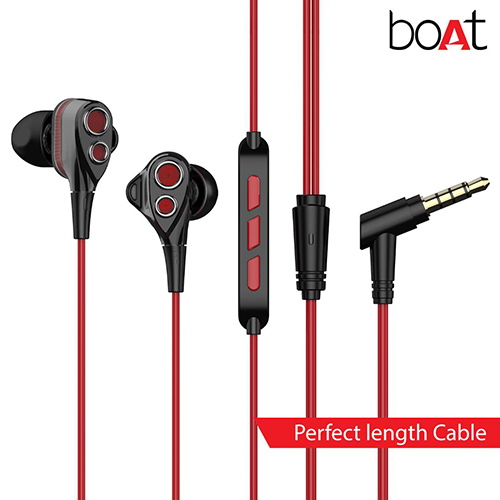 Boat NIRVANAA TRES Earphones with Triple Drivers launched in India