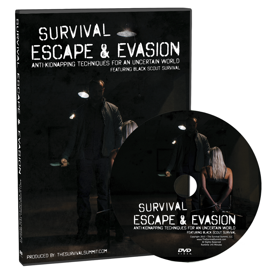 BUY MY ESCAPE AND EVASION DVD HERE