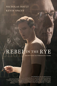 Rebel in the Rye Poster