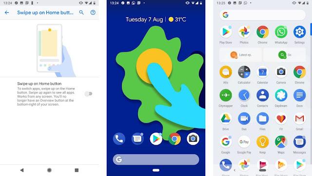android pie 9 Guncellemesi Alacak telefonlar listesi