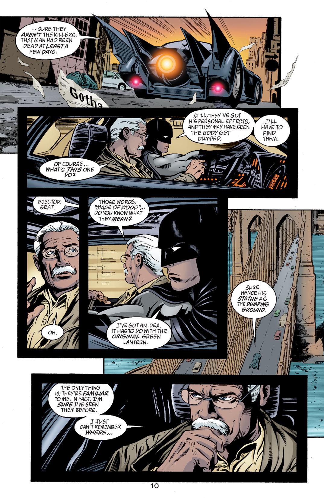 Detective Comics (1937) 784 Page 10