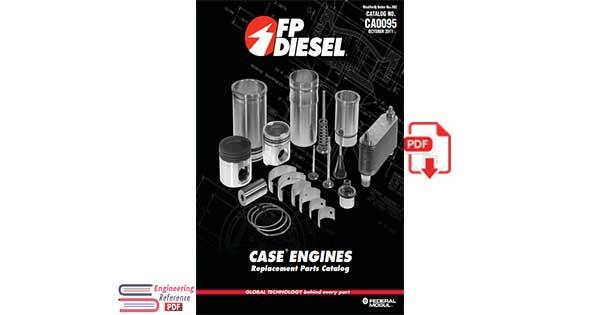 FP Diesel Case Engine Replacement Parts Catalog